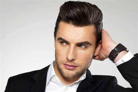 2014 Fall / Winter 2015 Mens Hairstyles Trends