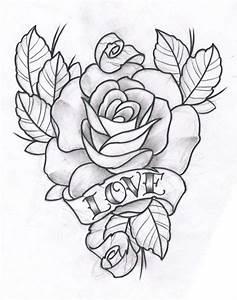 Rose and Love by ~TeroKiiskinen on deviantART   Tattoo ...