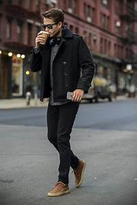 Black Jeans Outfits for Men–18 Ways to Wear Black Jeans Guys