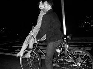 Björk being chauffeured-about-town by her longtime love ...