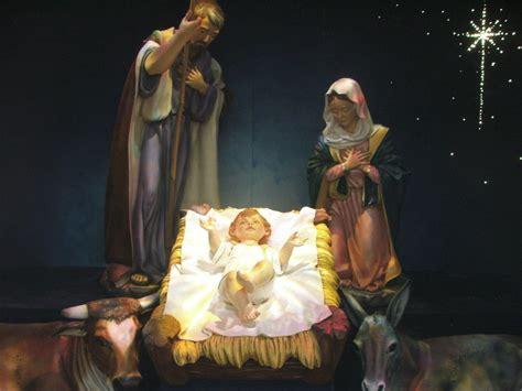 Jesus Birth Images Wallpaper by Baby Jesus Wallpaper 183 Wallpapertag