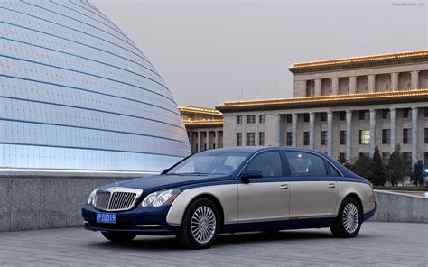 Maybach 62 Car by Maybach 62 S 2011 Widescreen Car Pictures 18 Of 42