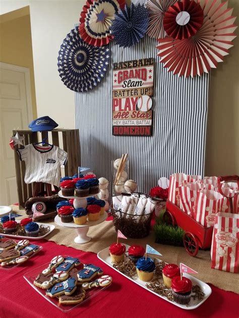 Baby Shower Baseball Theme Decorations - top 25 best baseball themed ideas on