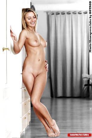 Scharapowa nude maria Maria Sharapova