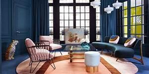 Orange Vert Quel Couleur : le bleu en d co un basique ind modable marie claire ~ Dallasstarsshop.com Idées de Décoration