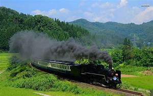 Steam Locomotive Wallpapers - Wallpaper Cave