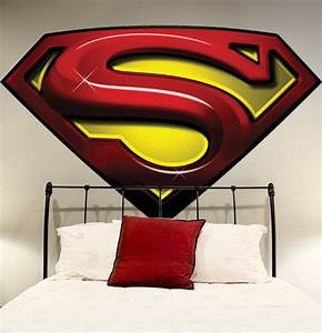 superman wall decal roselawnlutheran With superman wall decal