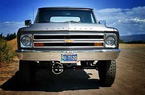 1967 Chevrolet K-10 4x4 For Sale
