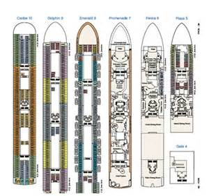 sun princess deck plans cabins redwood woodworking projects