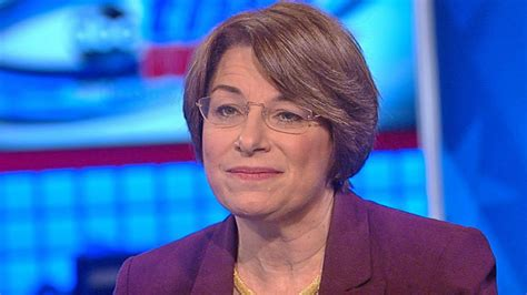 sen amy klobuchar    resent comparison