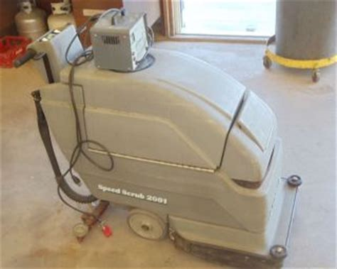 Nobles Floor Scrubber 2001 by Tennant 26 Quot Scrub Brush 399253 For A5 T5 Floor Scrubber