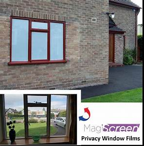 One Way Film : one way vision window film for daytime privacy white perforated outside look ebay ~ Frokenaadalensverden.com Haus und Dekorationen