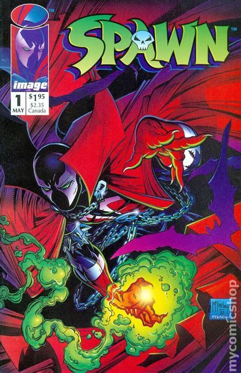 Spawn (1992) comic books