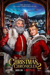 goldie hawn and kurt are back as santa and mrs