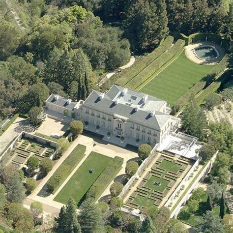 Beverly Hillbillies Mansion In Los Angeles, Ca (google Maps