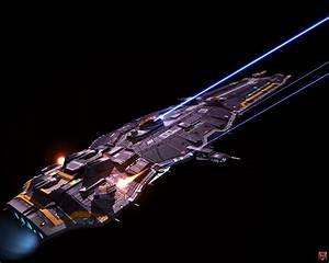 Sci Fi Ships Wallpaper - WallpaperSafari