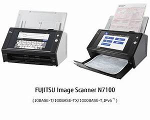 1st run computer services inc With fujitsu network scanner n7100 document scanner