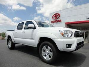 Sell Used Certified 2013 Tacoma Double Cab 6 Speed Manual