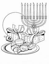 Hanukkah Coloring Pages Menorahs Sheet Monster They Greeks Against sketch template