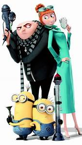 Despicable Me 2 Poster Wallpaper - Free iPhone Wallpapers