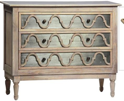 kitchen cabinets with drawers 3 dawer small dresser with zinc paneled drawer fronts and 6468
