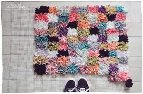 diy comment faire  tapis soi meme le meilleur du diy