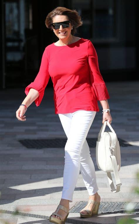 Jane McDonald was left feeling