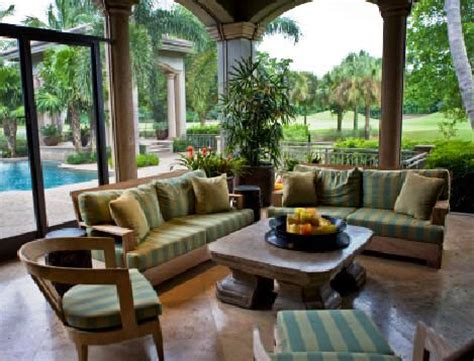 patio and lanai redesign