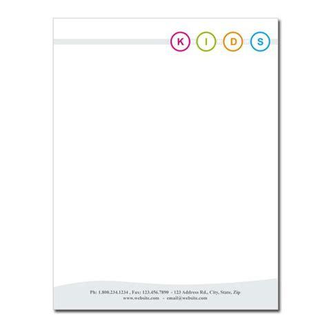 elementary school letterhead template designsnprint