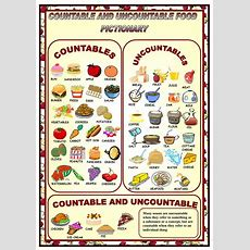 Countables  Uncountables Pictionary Worksheet  Free Esl Printable Worksheets Made By Teachers