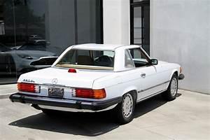 Mercedes 560 Sl : 1986 mercedes benz 560 class 560 sl stock 047165 for ~ Melissatoandfro.com Idées de Décoration