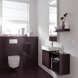 Ideen Gäste Wc : g ste wc einrichtungsbeispiele ~ Michelbontemps.com Haus und Dekorationen
