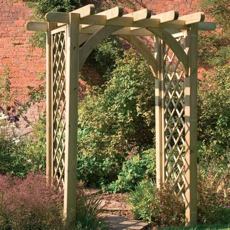 Best Place To Buy Trellis by Best 25 Garden Archway Ideas On Garden Arches