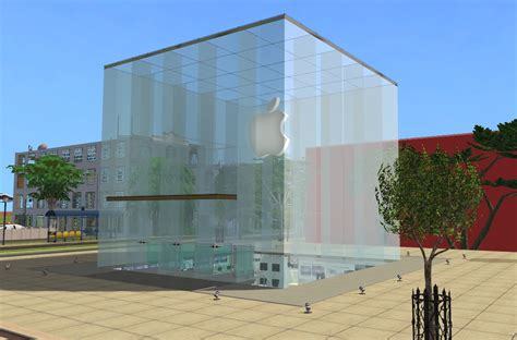 mod the sims apple store fifth avenue