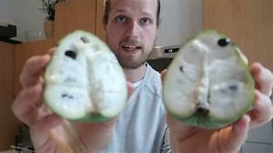 Wann Ist Kürbis Reif : cherimoya essen wann sie reif ist und wie man sie isst youtube ~ Watch28wear.com Haus und Dekorationen