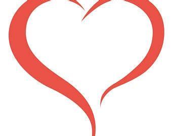 open heart etsy