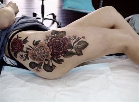 hip tattoo tumblr