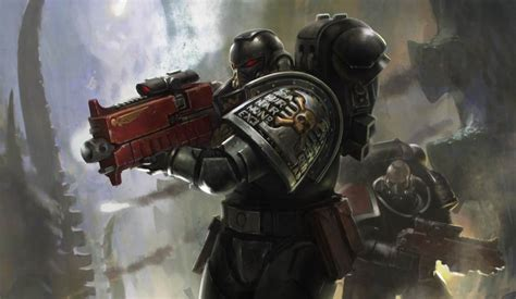 Chapter Approved 2018 Deathwatch Changes Frontline Gaming