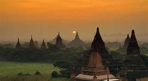 Early Morning In Bagan 2 by CitizenFresh on DeviantArt