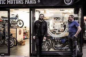 Garage Moto Paris : authentic motors un nouveau garage 4h10 ~ Medecine-chirurgie-esthetiques.com Avis de Voitures