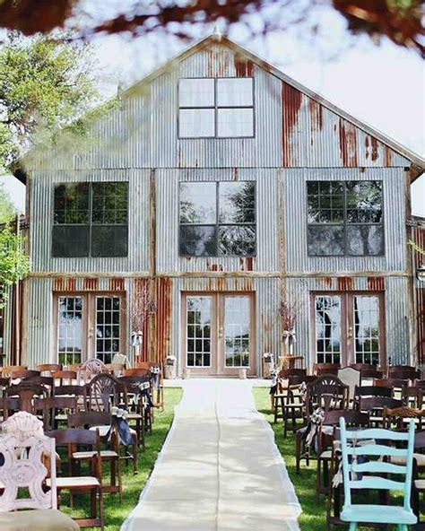 rustic wedding venues 11 rustic wedding venues to book for your big day martha stewart weddings