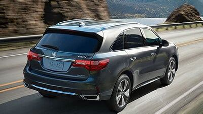 Acura Of Raleigh by 2017 Acura Mdx In Raleigh Nc Leith Cars