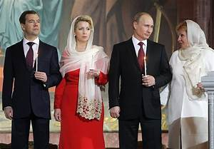 Putin divorce: Vladimir and Lyudmila call it quits after ...