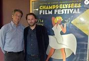 Luc Dayan et Nicolas Manuel - Projection du film Tourner ...