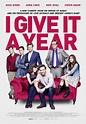 I GIVE IT A YEAR Movie Poster   SEAT42F