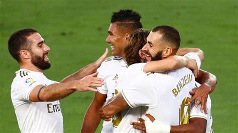 Real Madrid se consagró campeón de España, otra vez con Zidane