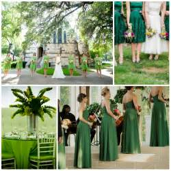 simple wedding dresses wedding in green design from a to z