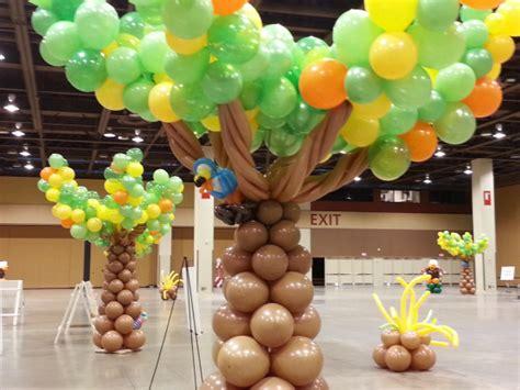 diys  making  balloon tree guide patterns