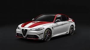 Alfa Romeo Giulia Quadrifoglio Alfa Romeo Racing 2019 5K