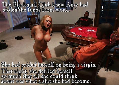 Blackmail Club Captions Pics XHamster